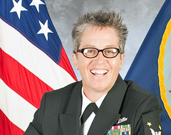 Official file photo of Force Master Chief Susan Whitman, who was selected June 17 as U.S. Pacific Fleet's next Fleet Master Chief.