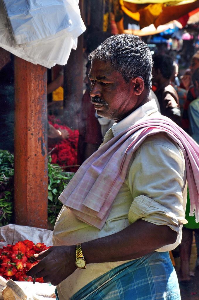 India - Karnataka - Mysore - Devaraja Market - 237
