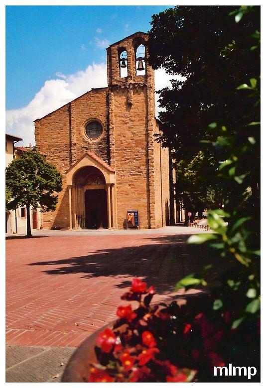 San Domenico à Arezzo