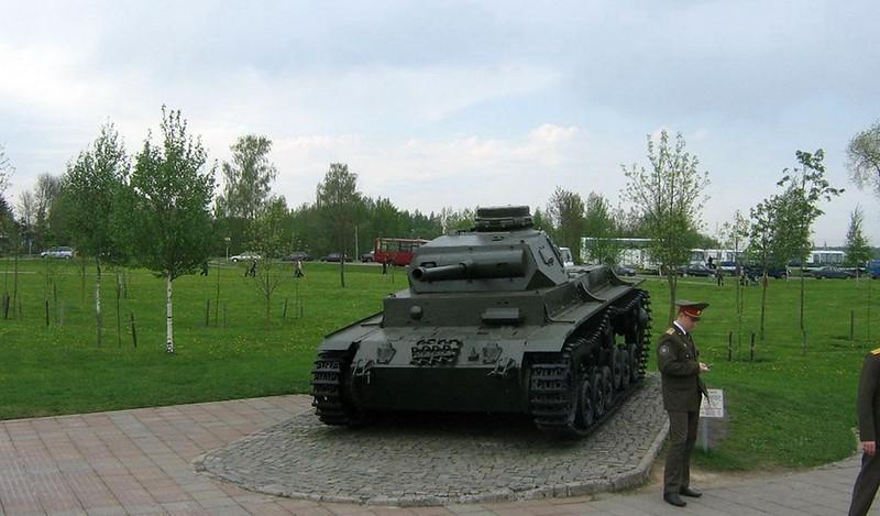 PzKpfw III Ausf.G (1)