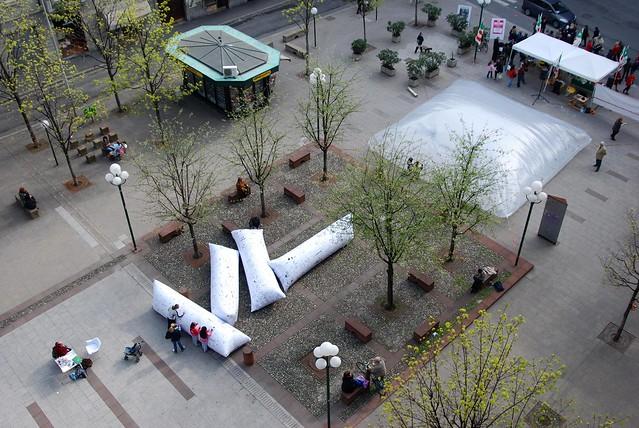 2009 - Wurmkos parole, a cura di Pasquale Campanella, Piazza Pelazzi, Sesto S.Giovanni, Milano