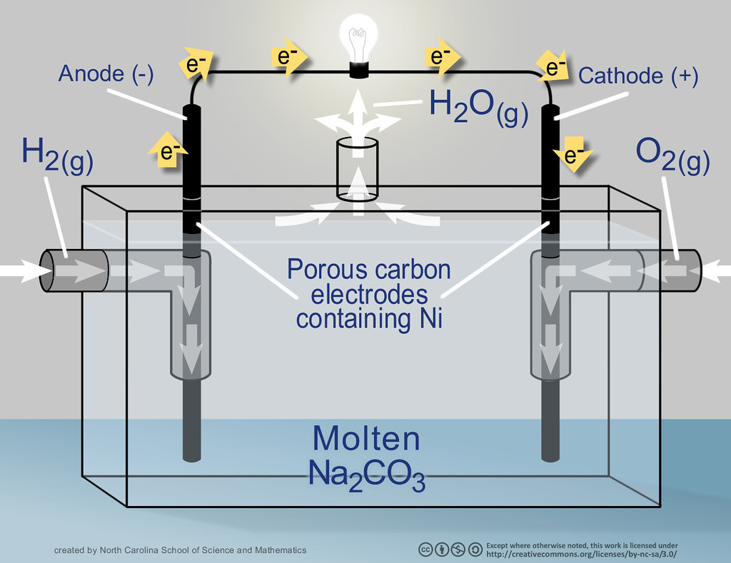 FuelCell jpg | NCSSM, a publicly funded high school in North