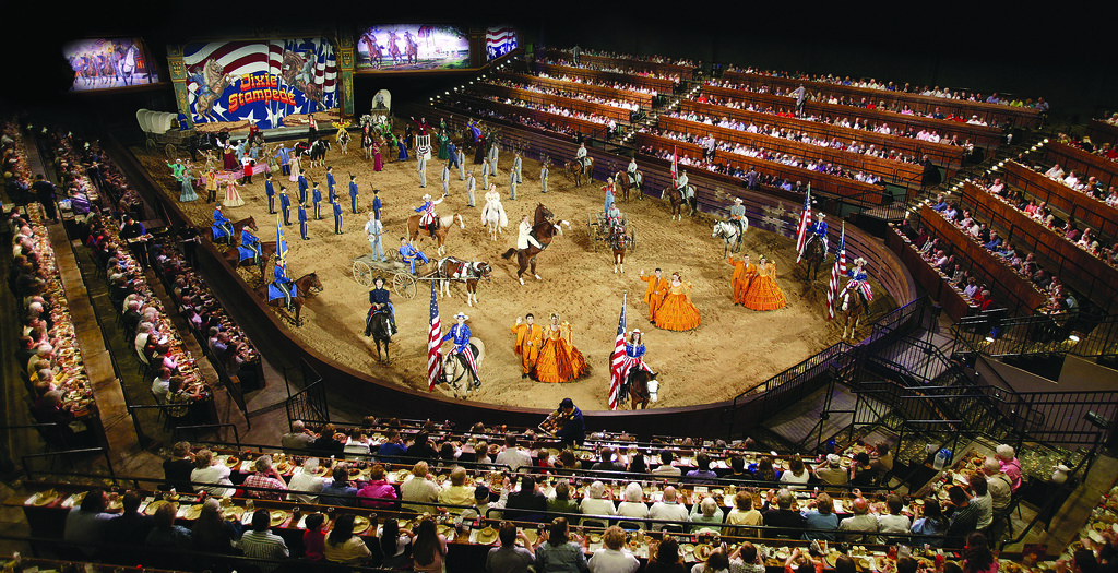 Dixie Stampede Coupon and Deals - July 12222