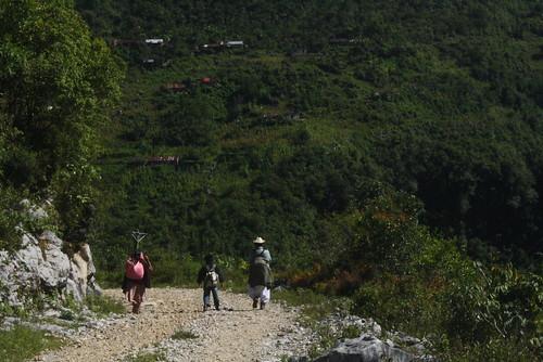 Camino mazateco   by Da Víd