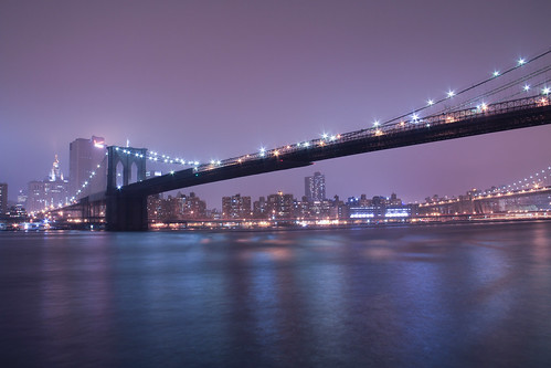 park new york city nyc bridge newyork history fog brooklyn night canon eos lights hotel purple map walk manhattan midtown 7d facts