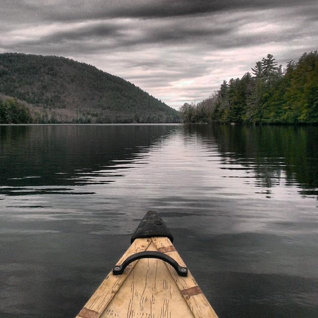 Fishing for brookies in the Adirondack Mountains #Adirondack #NewYorkState #NY #LixardPond #canoeing #Adirondacks