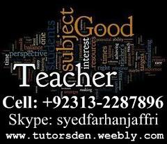 teacher in karachi, lahore tutor, islamabad tutor, academy, jobs, find a tutor, olevel, gcse, NUST