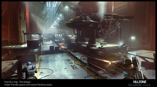 Killzone Shadow Fall DLC: Hangar   by PlayStation.Blog
