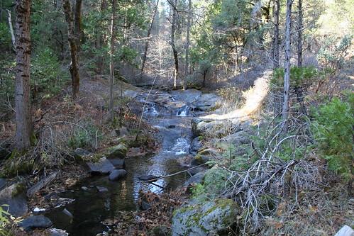 california travel autumn trees fall nature creek landscape hiking sierra nationalforest simplysuperb