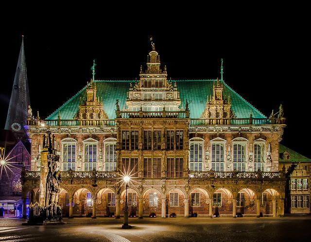 Town Hall, Bremen, Germany