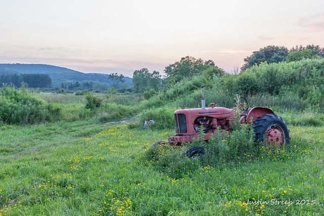 NY Tractor 1