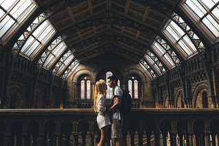 London Natural History Museum | by Leo P. Hidalgo (@yompyz)