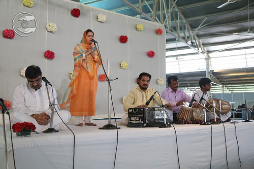 Devotional song by Reeta from Mayur Vihar, Delhi