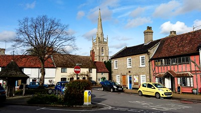 Woolpit: the urban context