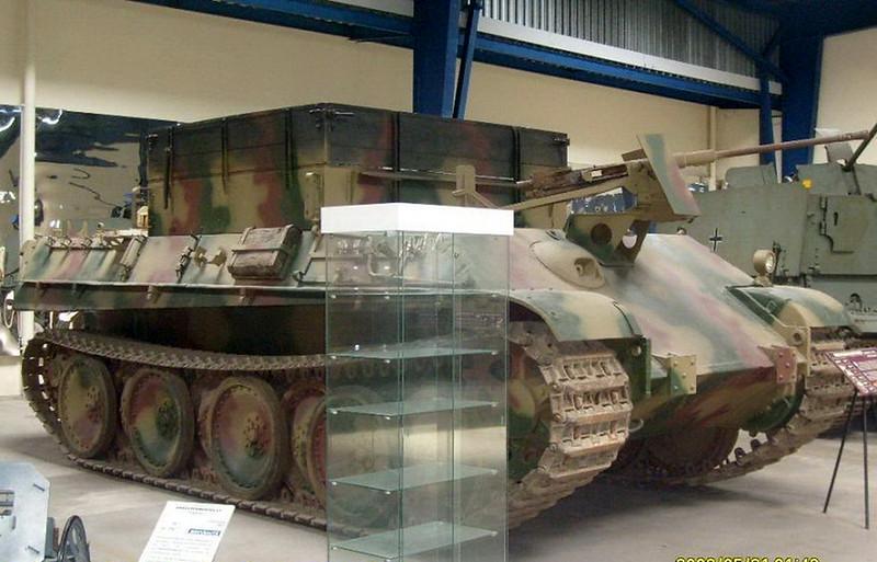 SdKfz 179 - Bergepanzerwagen (5)