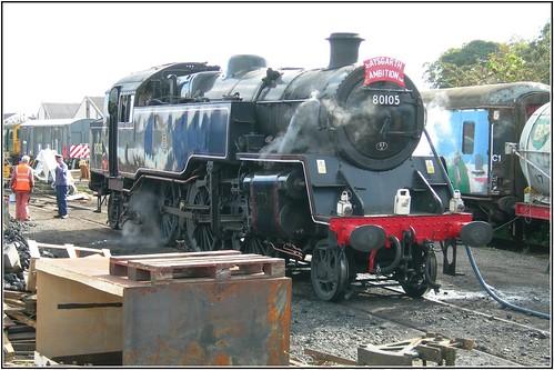 80105: Wensleydale Railway: 2007.08.29=0005