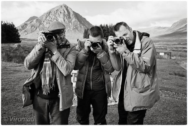 3 Fuji fellas