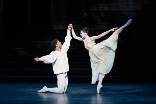 Carlos Acosta and Natalia Osipova in Romeo and Juliet © ROH/Bill Cooper, 2013 | by Royal Opera House Covent Garden