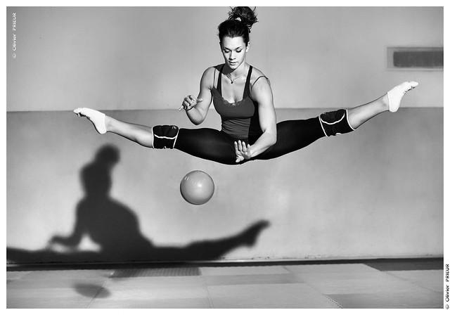 Rhythmic gymnastics, Gymnastique Rythmique, Entrainement Elancourt