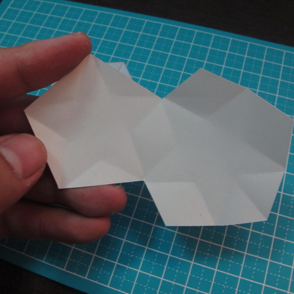 โมเดลกระดาษรูปดาว 005