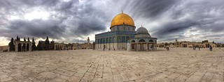 Panorama of the Dome of the Rock | by jon|k