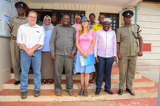 Connie Britton visit to Kenya and Rwanda | by United Nations Development Programme