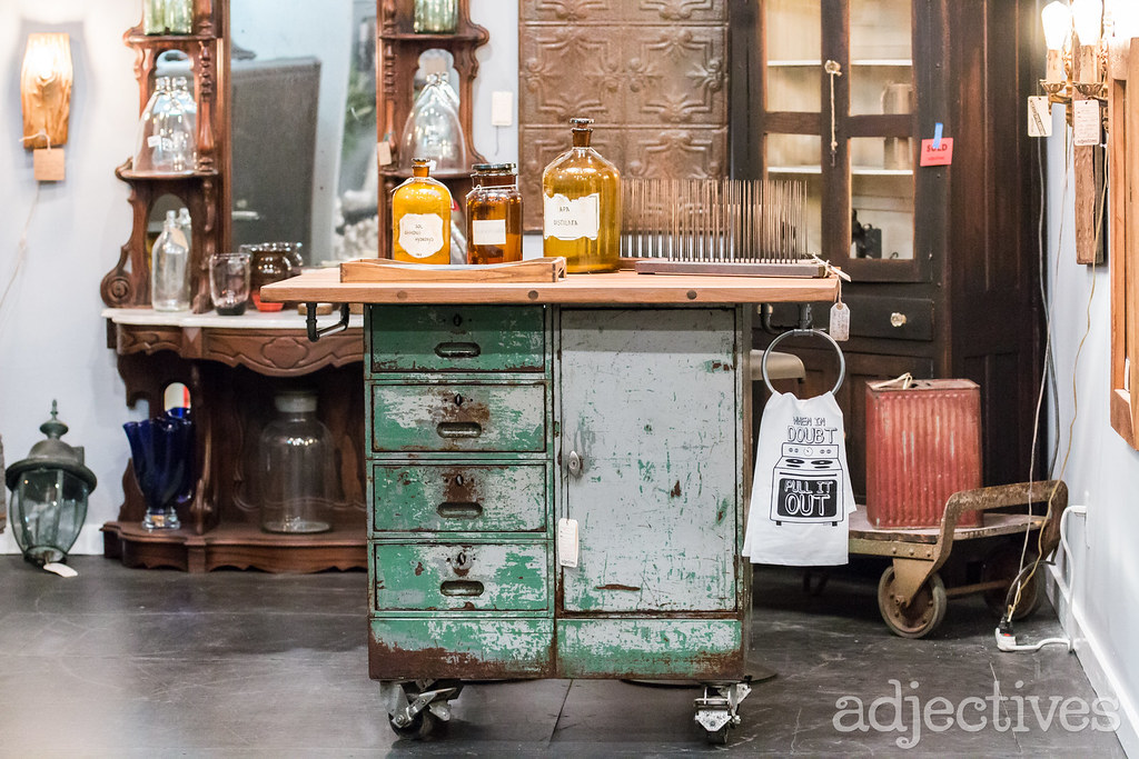 Adjectives Featured Finds in Winter Garden by The Rustic Punk