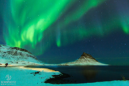 Kirkjufell Northern Lights | by ScriS - www.scris.it