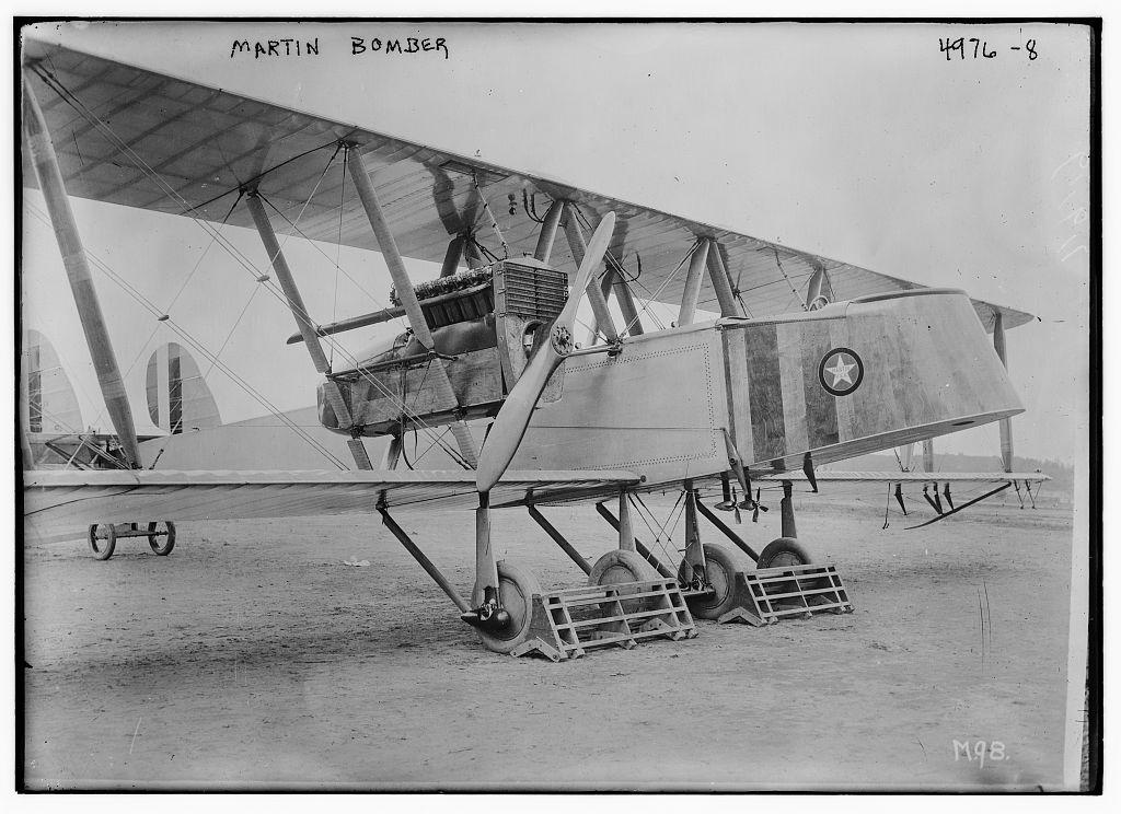 Martin Bomber (LOC)