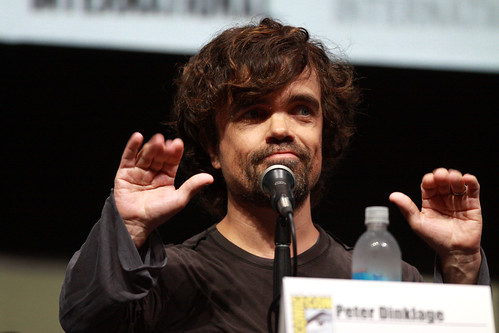 Peter Dinklage | by Gage Skidmore
