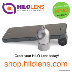 HiLO Lens is now available for purchase!