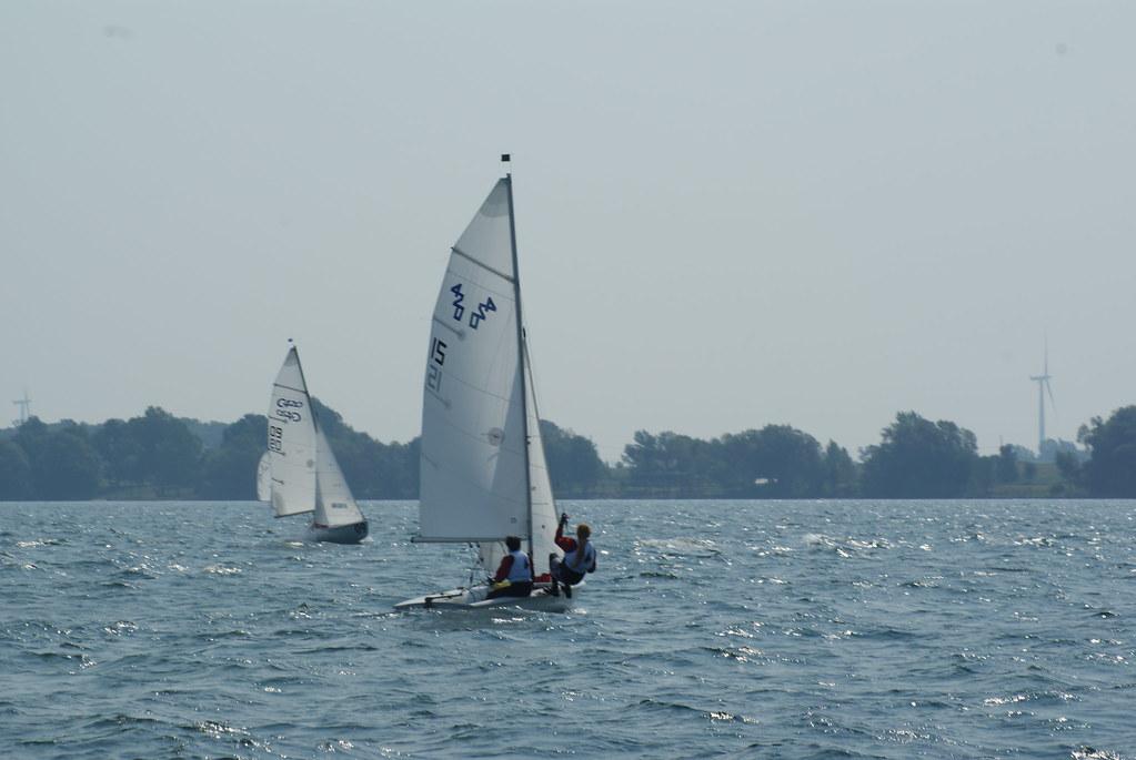 Day 2 (112) | 2013 National Sea Cadet Regatta Kingston, ON ...