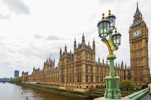 Westminster Palace from the bridge | by Tambako the Jaguar