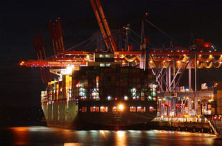 Harbour Hamburg Germany | by diablopb