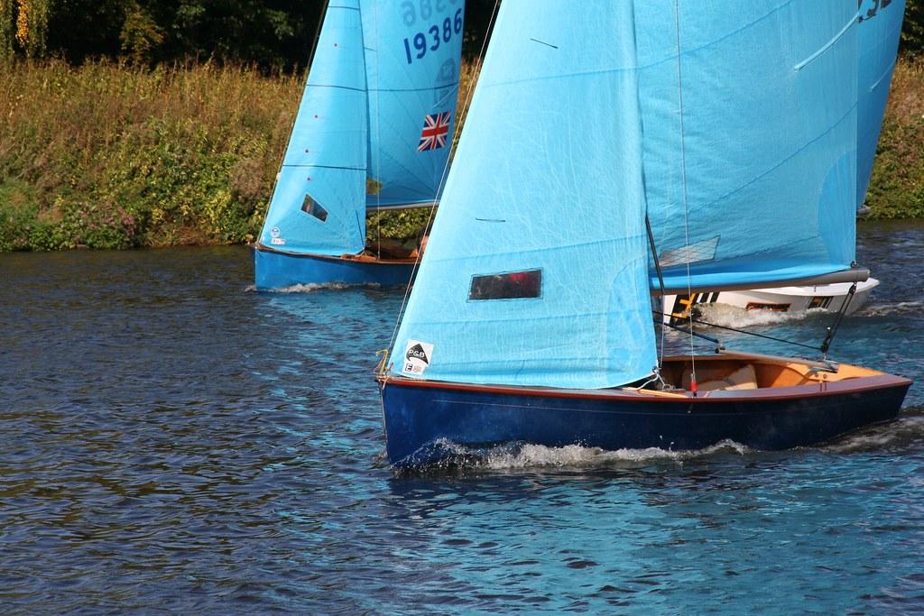 Enterprise | The Nottingham Sailing Club - Sailing on the