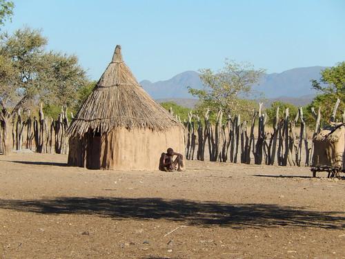 Opuwo - himba dorp 3