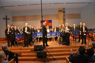 Brassbandfestivalen 2012 - Solna Brass - 2:a i elit-divisionen.