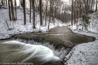 Geddes Brook falls