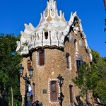 Parque Guell Barcelona 17