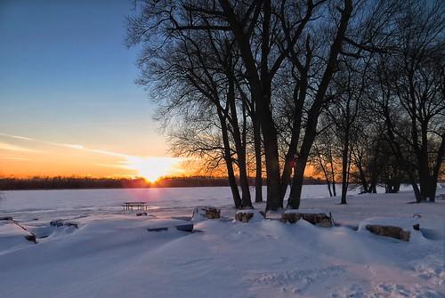 Snow-Sunset-Light | by Chris Sorge