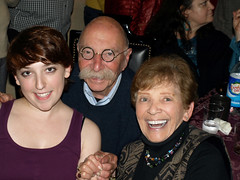 Marvino and Judy Zeidler and their granddaughter, Ariella
