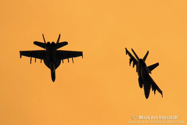 Golden Super Hornets