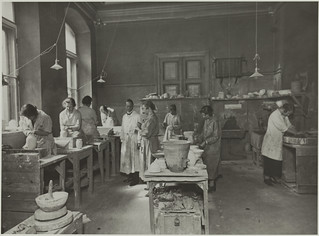Ceramics class | by Aalto University Library and Archive Commons