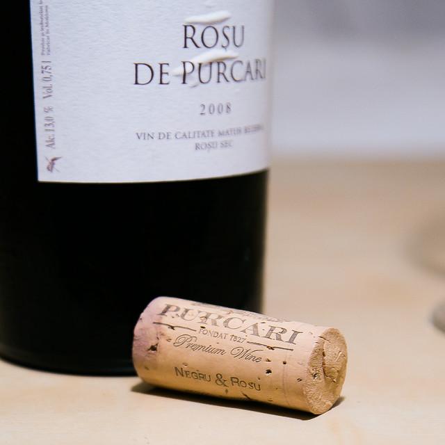 Evening with Purcari wines