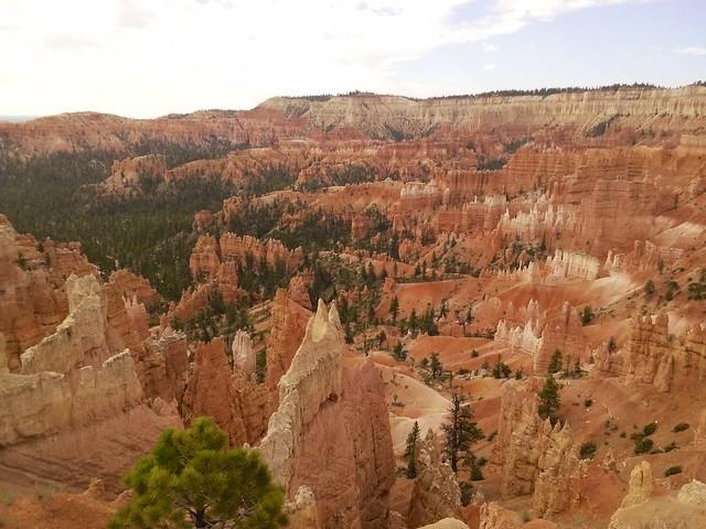 Hoodoos @ Bryce Canyon