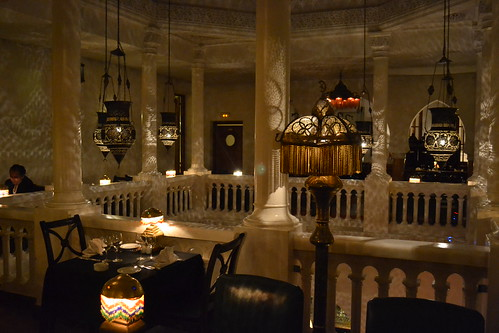MC005: Casablanca -- Rick's Cafe