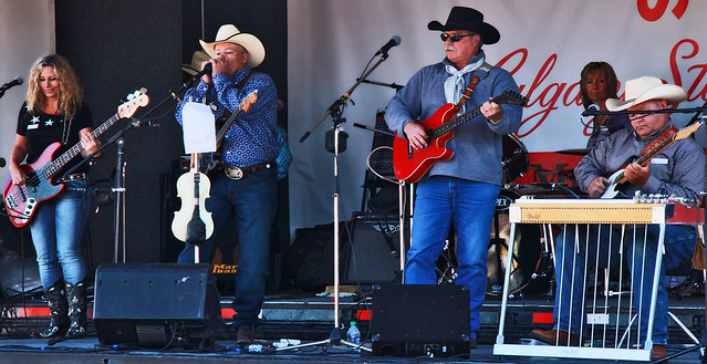 Rockin' Country Band @ Calgary Stampede Breakfast