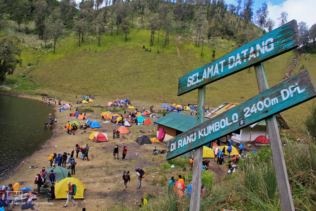Ranu Kumbolo, Permata Dari Gunung Semeru