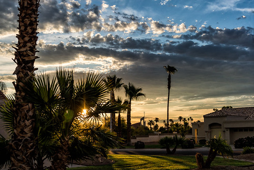 arizona nature unitedstates sunrisesunset suncitywest