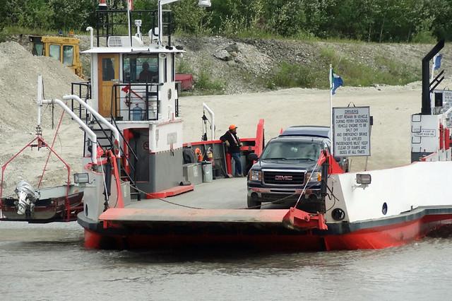 dawson-city-ferry